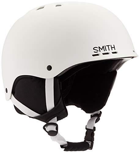 セール特価 無料ラッピングでプレゼントや贈り物にも 逆輸入並行輸入送料込 スノーボード ウィンタースポーツ 海外モデル ヨーロッパモデル アメリカモデル E00681Z7H5963 送料無料 2 Holt Matte Helmets Smith Whiteスノーボード - 大決算セール Helmet