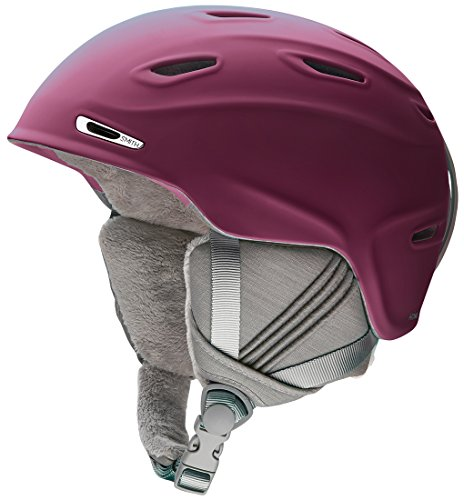 スノーボード ウィンタースポーツ 海外モデル ヨーロッパモデル アメリカモデル 【送料無料】Smith Optics Adult Arrival MIPS Ski Snowmobile Helmet - Matte Grape/Smallスノーボード ウィンタースポーツ 海外モデル ヨーロッパモデル アメリカモデル
