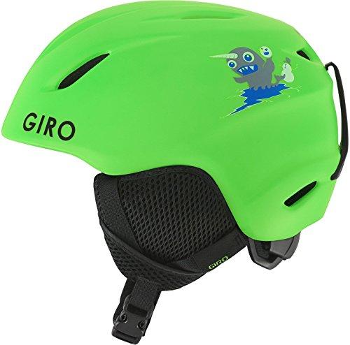 スノーボード ウィンタースポーツ 海外モデル ヨーロッパモデル アメリカモデル Giro 【送料無料】Giro Launch Kids Snow Helmet Matte Bright Green XS (48.5-52cm)スノーボード ウィンタースポーツ 海外モデル ヨーロッパモデル アメリカモデル Giro