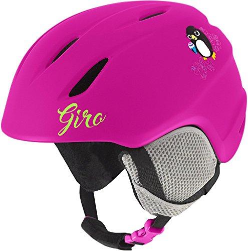 スノーボード ウィンタースポーツ 海外モデル ヨーロッパモデル アメリカモデル Giro Giro Launch Kids Snow Helmet Matte Bright Pink Penguin XS (48.5-52cm)スノーボード ウィンタースポーツ 海外モデル ヨーロッパモデル アメリカモデル Giro