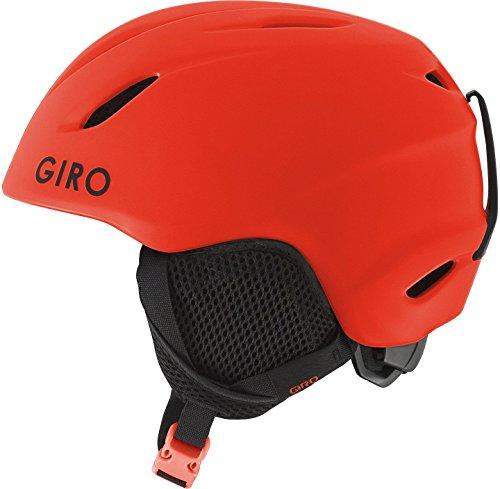 スノーボード ウィンタースポーツ 海外モデル ヨーロッパモデル アメリカモデル Launch Helmet - Little Kids' Giro Launch Kids Snow Helmet Matte Vermillスノーボード ウィンタースポーツ 海外モデル ヨーロッパモデル アメリカモデル Launch Helmet - Little Kids'