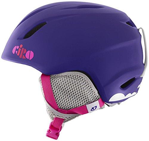 スノーボード ウィンタースポーツ 海外モデル ヨーロッパモデル アメリカモデル 7060698 Giro Launch Childrens Snowboard Ski Helmet Matte Purple Clouds Smallスノーボード ウィンタースポーツ 海外モデル ヨーロッパモデル アメリカモデル 7060698