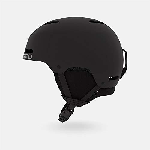 スノーボード ウィンタースポーツ 海外モデル ヨーロッパモデル アメリカモデル Giro 【送料無料】Giro Ledge Snow Helmet - Matte Black - Size M (55.5-59cm)スノーボード ウィンタースポーツ 海外モデル ヨーロッパモデル アメリカモデル Giro