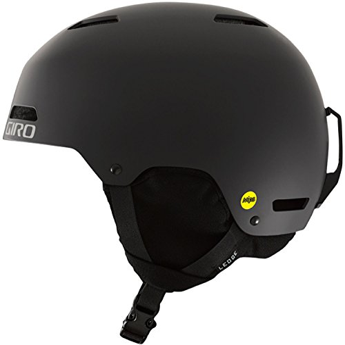 スノーボード ウィンタースポーツ 海外モデル ヨーロッパモデル アメリカモデル 7060401 Giro Ledge MIPS Snow Helmet - Matte Black - Size L (59-62.5cm)スノーボード ウィンタースポーツ 海外モデル ヨーロッパモデル アメリカモデル 7060401