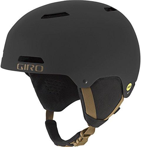 スノーボード ウィンタースポーツ 海外モデル Ledge ヨーロッパモデル アメリカモデル Ledge Snow MIPS Helmet Helmet Giro Ledge MIPS Snow Helmet Matte Black/Bronze L (59-62.5cm)スノーボード ウィンタースポーツ 海外モデル ヨーロッパモデル アメリカモデル Ledge MIPS Helmet, きぬずれ:8be2750c --- officewill.xsrv.jp