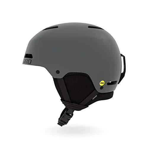 スノーボード ウィンタースポーツ 海外モデル ヨーロッパモデル アメリカモデル Ledge MIPS Helmet 【送料無料】Giro Ledge MIPS Snow Helmet Matte Titanium SM スノーボード ウィンタースポーツ 海外モデル ヨーロッパモデル アメリカモデル Ledge MIPS Helmet