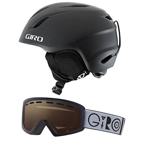 スノーボード アメリカモデル ウィンタースポーツ Matte 海外モデル ヨーロッパモデル アメリカモデル アメリカモデル Giro Launch CP Kids Snow Helmet w/ Matching Goggles Matte Black Geo XS (48.5-52cm)スノーボード ウィンタースポーツ 海外モデル ヨーロッパモデル アメリカモデル, 1号店:47b70138 --- sunward.msk.ru
