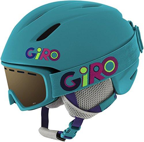 スノーボード ウィンタースポーツ 海外モデル ヨーロッパモデル アメリカモデル Launch Helmet + Rev Goggle Combo - Littl Giro Launch CP Kidスノーボード ウィンタースポーツ 海外モデル ヨーロッパモデル アメリカモデル Launch Helmet + Rev Goggle Combo - Littl