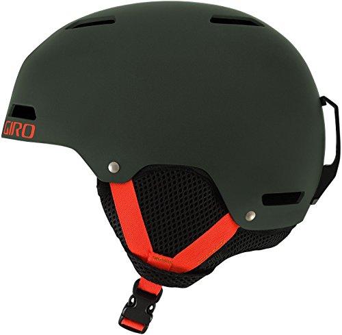 スノーボード ウィンタースポーツ 海外モデル ヨーロッパモデル アメリカモデル Giro Giro Crue Kids Snow Helmet Matte Olive S (52-55.5cm)スノーボード ウィンタースポーツ 海外モデル ヨーロッパモデル アメリカモデル Giro