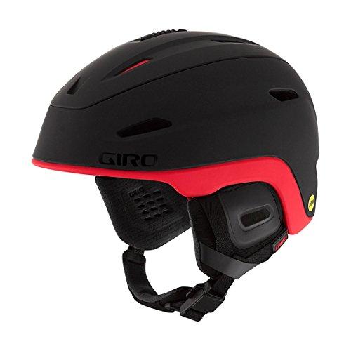 スノーボード ウィンタースポーツ 海外モデル ヨーロッパモデル アメリカモデル Zone MIPS Helmet Giro Zone MIPS Snow Helmet Matte Black/Bright Red Small (62.5-65 cスノーボード ウィンタースポーツ 海外モデル ヨーロッパモデル アメリカモデル Zone MIPS Helmet