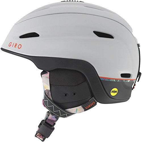 スノーボード ウィンタースポーツ 海外モデル ヨーロッパモデル アメリカモデル Giro 【送料無料】Giro Zone MIPS Snow Helmet Matte Light Grey Piste Out S (52-55.5cm)スノーボード ウィンタースポーツ 海外モデル ヨーロッパモデル アメリカモデル Giro