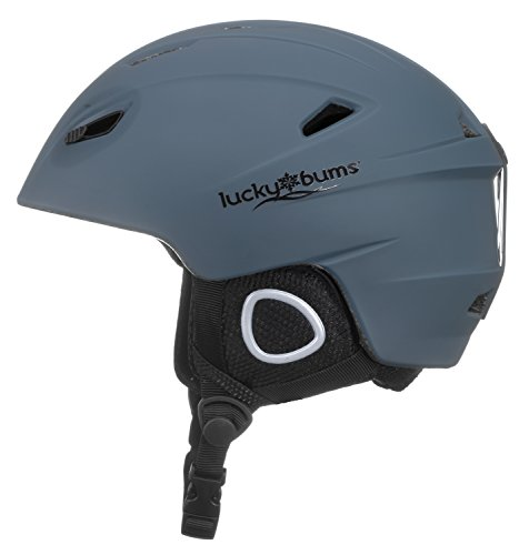 スノーボード ウィンタースポーツ 海外モデル ヨーロッパモデル アメリカモデル 15NAS Lucky Bums Powder Series, Snow Sport Helmet Small,Navyスノーボード ウィンタースポーツ 海外モデル ヨーロッパモデル アメリカモデル 15NAS