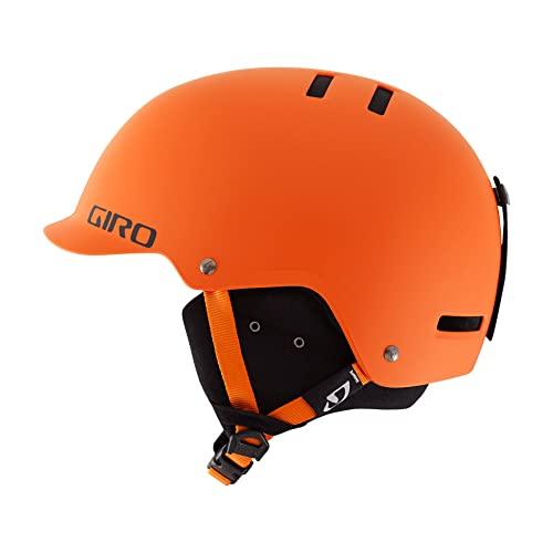 スノーボード ウィンタースポーツ 海外モデル ヨーロッパモデル アメリカモデル Giro Giro Surface S Snowboard Ski Helmet Matte Ano Orange Mediumスノーボード ウィンタースポーツ 海外モデル ヨーロッパモデル アメリカモデル Giro
