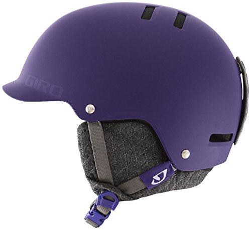 スノーボード ウィンタースポーツ 海外モデル ヨーロッパモデル アメリカモデル Giro Giro Surface 2 Snow Helmet - Men's Matte Purple Mediumスノーボード ウィンタースポーツ 海外モデル ヨーロッパモデル アメリカモデル Giro