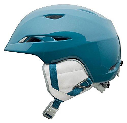 スノーボード ウィンタースポーツ 海外モデル ヨーロッパモデル アメリカモデル 7060742 【送料無料】Giro Lure Snow Helmet (Matte Titanium Laurel,Small)スノーボード ウィンタースポーツ 海外モデル ヨーロッパモデル アメリカモデル 7060742