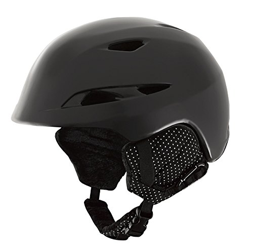 スノーボード ウィンタースポーツ 海外モデル ヨーロッパモデル アメリカモデル 7060731 【送料無料】Giro Lure Snow Helmet (Black Mini DOTS,Medium)スノーボード ウィンタースポーツ 海外モデル ヨーロッパモデル アメリカモデル 7060731