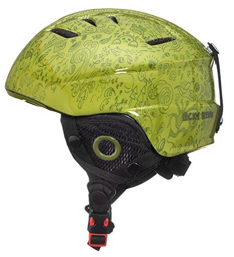 スノーボード ウィンタースポーツ Bums 海外モデル M/Lスノーボード ヨーロッパモデル アメリカモデル 050.01GRL Lucky Bums Toddler Alpine Kids Alpine Doodlebug Ski Snowboard Sport Helmet, Green, M/Lスノーボード ウィンタースポーツ 海外モデル ヨーロッパモデル アメリカモデル 050.01GRL, 奈良大仏 芳月堂:5be238f0 --- sunward.msk.ru