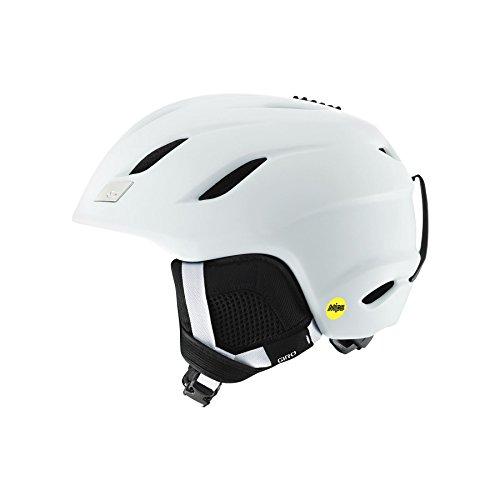 スノーボード ウィンタースポーツ 海外モデル ヨーロッパモデル アメリカモデル 7051994 【送料無料】Giro Nine Snow Helmet Matte White L (59-62.5cm)スノーボード ウィンタースポーツ 海外モデル ヨーロッパモデル アメリカモデル 7051994