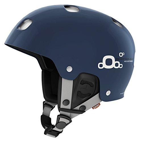 スノーボード ウィンタースポーツ 海外モデル ヨーロッパモデル アメリカモデル PC102811506XSS1 POC Receptor Bug Adjustable 2.0 Ski Helmet, Lead Blue, X-Small/Smallスノーボード ウィンタースポーツ 海外モデル ヨーロッパモデル アメリカモデル PC102811506XSS1