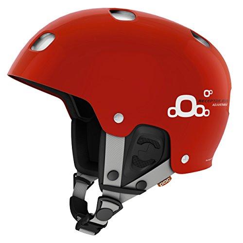 スノーボード ウィンタースポーツ 海外モデル ヨーロッパモデル アメリカモデル PC102811101XSS1 POC Receptor Bug Adjustable 2.0 Ski Helmet, Bohrium Red, X-Small/Smaスノーボード ウィンタースポーツ 海外モデル ヨーロッパモデル アメリカモデル PC102811101XSS1