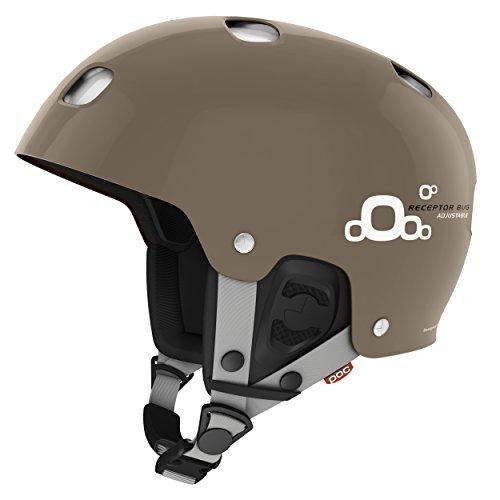 スノーボード ウィンタースポーツ 海外モデル ヨーロッパモデル アメリカモデル 10240 【送料無料】POC Receptor BUG Adjustable 2.0 Helmet, XS/S, CALCITE BEIGEスノーボード ウィンタースポーツ 海外モデル ヨーロッパモデル アメリカモデル 10240
