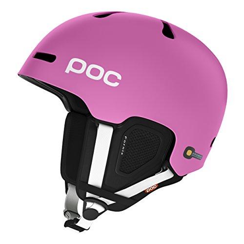 スノーボード ウィンタースポーツ 海外モデル ヨーロッパモデル アメリカモデル PC102811708M-L1 POC Receptor Bug Adjustable 2.0 Ski Helmet, Actinium Pink, Medium-Laスノーボード ウィンタースポーツ 海外モデル ヨーロッパモデル アメリカモデル PC102811708M-L1