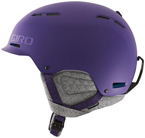 スノーボード ウィンタースポーツ 海外モデル ヨーロッパモデル アメリカモデル 7060218 Giro Discord Snowboard Ski Helmet Matte Purple Mediumスノーボード ウィンタースポーツ 海外モデル ヨーロッパモデル アメリカモデル 7060218