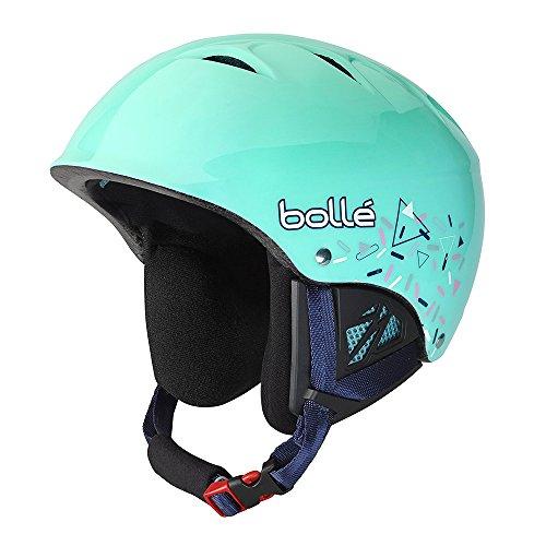 スノーボード ウィンタースポーツ 海外モデル ヨーロッパモデル アメリカモデル 31465 【送料無料】Bolle B-Kid Mint Helmet, Confetti, 49-53cmスノーボード ウィンタースポーツ 海外モデル ヨーロッパモデル アメリカモデル 31465