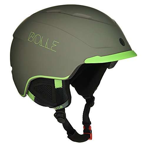 スノーボード ウィンタースポーツ 海外モデル ヨーロッパモデル アメリカモデル 31441 Bolle Beat Soft Helmet, Khaki/Green, 54-58cmスノーボード ウィンタースポーツ 海外モデル ヨーロッパモデル アメリカモデル 31441