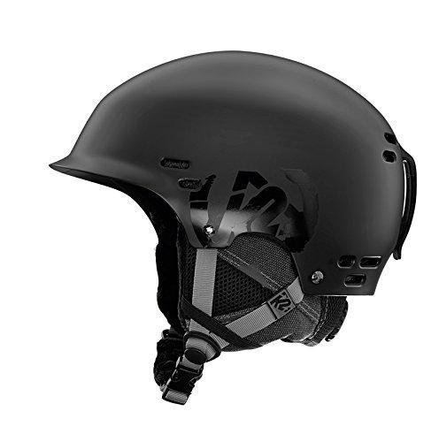 スノーボード ウィンタースポーツ 海外モデル ヨーロッパモデル アメリカモデル 1044106.1.1.S K2 Thrive Helmet - Men's Black Smallスノーボード ウィンタースポーツ 海外モデル ヨーロッパモデル アメリカモデル 1044106.1.1.S