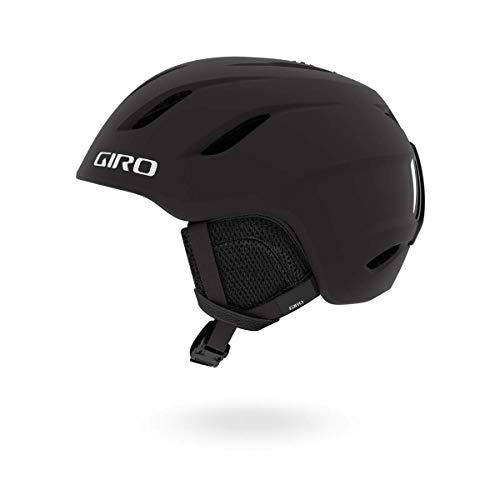 スノーボード ウィンタースポーツ 海外モデル ヨーロッパモデル アメリカモデル Giro Giro Nine Jr. Kids Snow Helmet Matte Black SM 52?55.5cmスノーボード ウィンタースポーツ 海外モデル ヨーロッパモデル アメリカモデル Giro