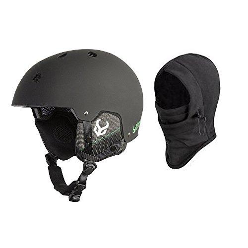 【誠実】 スノーボード ウィンタースポーツ 海外モデル ヨーロッパモデル アメリカモデル Balaclava Demon Lrg/XL Faktor Ski and Helmet Snowboard Helmet w/ Audio and Balaclava (Black, Lrg/XL 59-61cm)スノーボード ウィンタースポーツ 海外モデル ヨーロッパモデル アメリカモデル, ソトライフ:a51e0d67 --- canoncity.azurewebsites.net