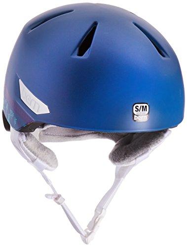 スノーボード ウィンタースポーツ 海外モデル ヨーロッパモデル アメリカモデル SG05ZSNFI21 BERN 2016/17 Kids/Girls Bristow JR Winter Snow Helmet (Satin Navy Blue Fair スノーボード ウィンタースポーツ 海外モデル ヨーロッパモデル アメリカモデル SG05ZSNFI21