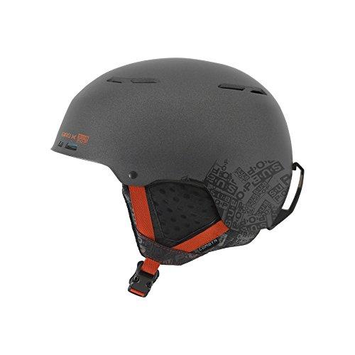 スノーボード ウィンタースポーツ 海外モデル ヨーロッパモデル アメリカモデル Combyn Helmet Giro Combyn Snow Helmet Matte Dark Grey Sub Pop M (55.5-59cm)スノーボード ウィンタースポーツ 海外モデル ヨーロッパモデル アメリカモデル Combyn Helmet