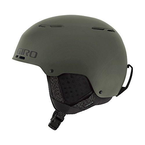 スノーボード ウィンタースポーツ 海外モデル ヨーロッパモデル アメリカモデル Giro Giro Combyn Snow Helmet - Men's Matte Mil Spec Olive Smallスノーボード ウィンタースポーツ 海外モデル ヨーロッパモデル アメリカモデル Giro