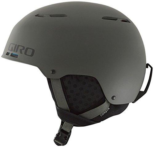 スノーボード ウィンタースポーツ 海外モデル ヨーロッパモデル アメリカモデル 7060284 Giro Combyn Snow Helmet - Men's Matte Mil Spec Olive Mediumスノーボード ウィンタースポーツ 海外モデル ヨーロッパモデル アメリカモデル 7060284