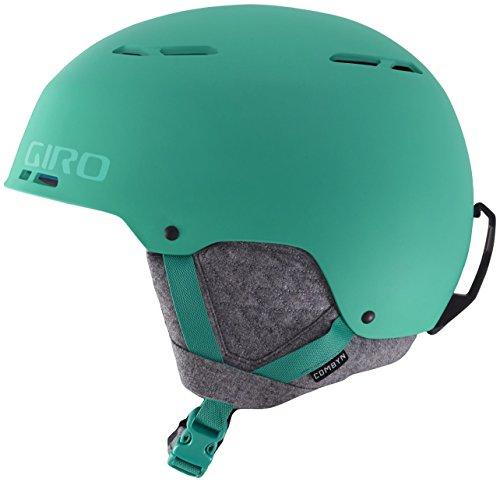 スノーボード ウィンタースポーツ 海外モデル ヨーロッパモデル アメリカモデル 7060291 Giro Combyn Snow Helmet - Men's Matte Turquoise Largeスノーボード ウィンタースポーツ 海外モデル ヨーロッパモデル アメリカモデル 7060291