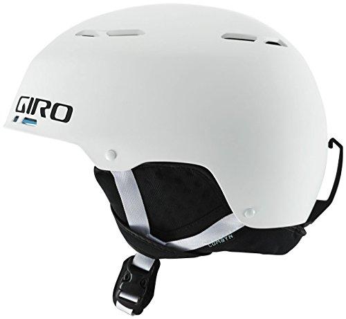 スノーボード ウィンタースポーツ 海外モデル ヨーロッパモデル アメリカモデル 7052423 Giro Combyn Snowboard Ski Helmet Matte White Mediumスノーボード ウィンタースポーツ 海外モデル ヨーロッパモデル アメリカモデル 7052423