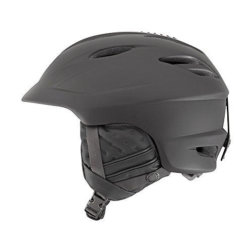 スノーボード ウィンタースポーツ 海外モデル ヨーロッパモデル アメリカモデル 7072389 【送料無料】Giro Sheer Women's Snow Helmet Matte Titanium Cross Stitch Small (スノーボード ウィンタースポーツ 海外モデル ヨーロッパモデル アメリカモデル 7072389