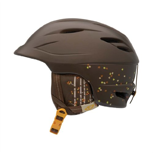 スノーボード ウィンタースポーツ 海外モデル ヨーロッパモデル アメリカモデル 2026295 Giro Women's Sheer Snow Helmet (Matte Umber Trees, Small)スノーボード ウィンタースポーツ 海外モデル ヨーロッパモデル アメリカモデル 2026295