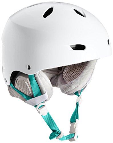 スノーボード ウィンタースポーツ 海外モデル ヨーロッパモデル アメリカモデル SW02ESWHT11 【送料無料】BERN Womens Brighton EPS Helmet (Satin White | X-Small/Smaスノーボード ウィンタースポーツ 海外モデル ヨーロッパモデル アメリカモデル SW02ESWHT11