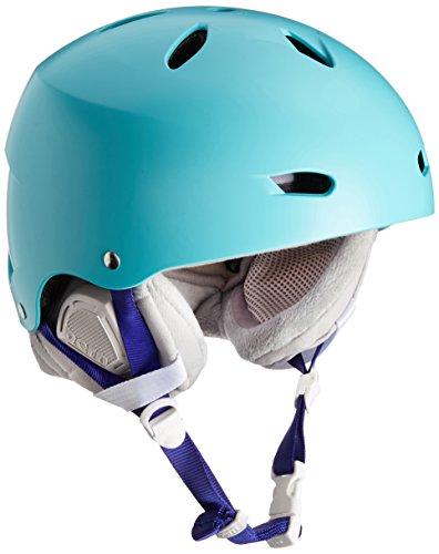 スノーボード ウィンタースポーツ 海外モデル ヨーロッパモデル アメリカモデル SW02ESSEA11 Bern Womens Brighton EPS Helmet (Satin Seafoam | X-Small / Small)スノーボード ウィンタースポーツ 海外モデル ヨーロッパモデル アメリカモデル SW02ESSEA11