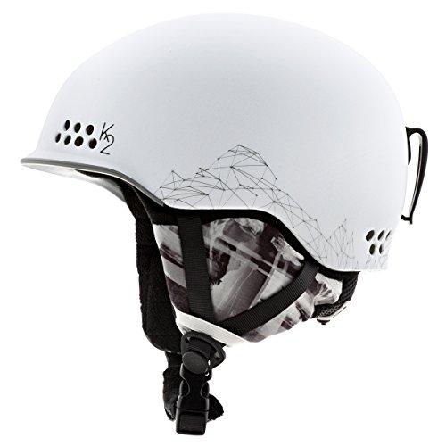 スノーボード ウィンタースポーツ 海外モデル ヨーロッパモデル アメリカモデル S1308004032 K2 Ally Pro Ski Helmet, White, Smallスノーボード ウィンタースポーツ 海外モデル ヨーロッパモデル アメリカモデル S1308004032