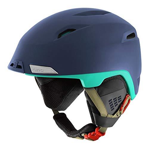 スノーボード ウィンタースポーツ 海外モデル ヨーロッパモデル アメリカモデル Giro 【送料無料】Giro Edit Snow Helmet - Men's Matte Navy Topo LTD Largeスノーボード ウィンタースポーツ 海外モデル ヨーロッパモデル アメリカモデル Giro