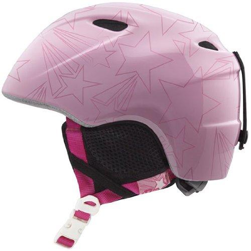 スノーボード ウィンタースポーツ 海外モデル ヨーロッパモデル アメリカモデル Giro Slingshot Junior Helmet Pink Stars XS/Sスノーボード ウィンタースポーツ 海外モデル ヨーロッパモデル アメリカモデル