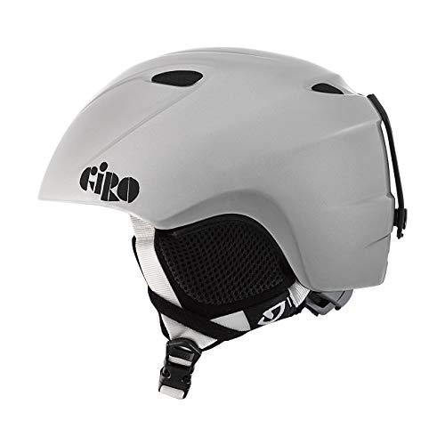 スノーボード ウィンタースポーツ 海外モデル ヨーロッパモデル アメリカモデル Giro Slingshot Youth Snow Helmet Silver M/Lスノーボード ウィンタースポーツ 海外モデル ヨーロッパモデル アメリカモデル