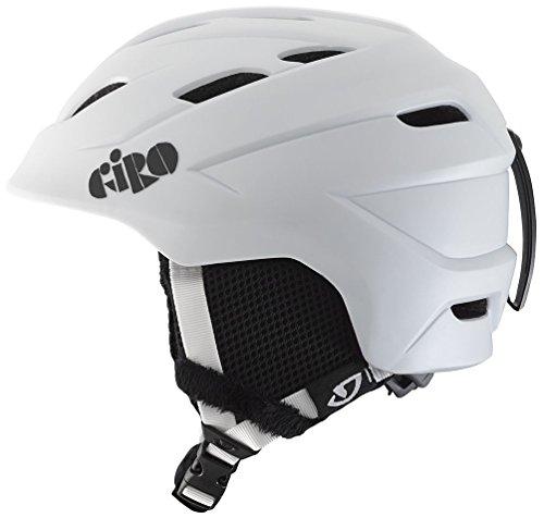 スノーボード ウィンタースポーツ 海外モデル ヨーロッパモデル アメリカモデル 7023823 Giro Nine.10 Asian Fit Snow Helmet - Kid's Matte White Mediumスノーボード ウィンタースポーツ 海外モデル ヨーロッパモデル アメリカモデル 7023823