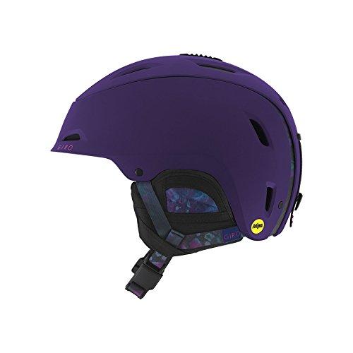 スノーボード ウィンタースポーツ 海外モデル ヨーロッパモデル アメリカモデル Giro Giro Stellar MIPS Women's Snow Helmet Matte Purple Tidepool S (52-55.5cm)スノーボード ウィンタースポーツ 海外モデル ヨーロッパモデル アメリカモデル Giro