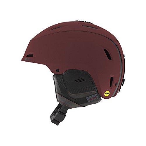 スノーボード ウィンタースポーツ 海外モデル ヨーロッパモデル アメリカモデル Range MIPS Helmet 【送料無料】Giro Range MIPS Snow Helmet Matte Maroon Mountスノーボード ウィンタースポーツ 海外モデル ヨーロッパモデル アメリカモデル Range MIPS Helmet