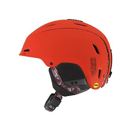 スノーボード ウィンタースポーツ 海外モデル ヨーロッパモデル アメリカモデル Giro 【送料無料】Giro Range MIPS Snow Helmet Matte Vermillion Arte Sempre S (52-55.5cm)スノーボード ウィンタースポーツ 海外モデル ヨーロッパモデル アメリカモデル Giro